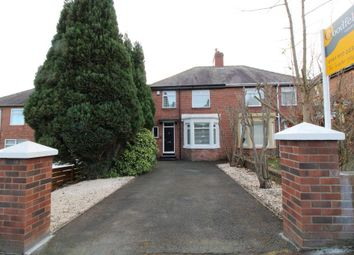 Hexham Road, Throckley, Newcastle Upon Tyne NE15. 3 bed semi-detached house for sale