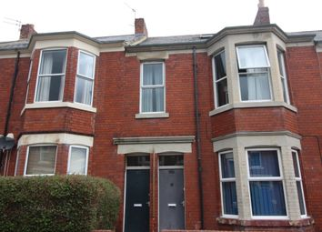 Thumbnail 3 bed flat to rent in Langdon Road, Westerhope, Newcastle Upon Tyne