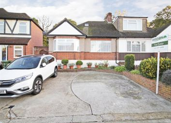 Thumbnail 4 bed semi-detached bungalow for sale in Roseacre Road, Welling