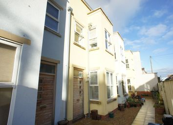 Thumbnail 3 bed town house to rent in Lower Cheltenham Place, Montpelier, Bristol