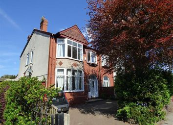 Thumbnail 5 bed semi-detached house for sale in Kenwood Road, Longford Park, Stretford