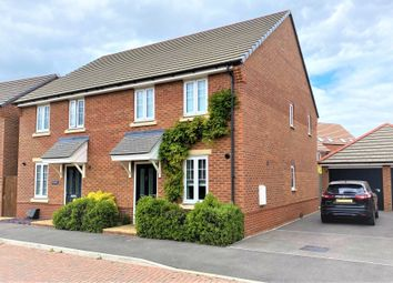 3 bed semi-detached house for sale in Yew Tree Crescent, Didcot OX11
