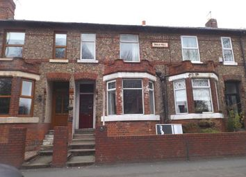 Thumbnail 3 bedroom terraced house for sale in Carrington Road, Urmston, Manchester, Greater Manchester