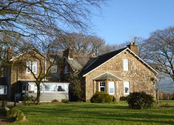 Thumbnail 6 bed detached house for sale in Red House & Red House Cottage, Wamphray, Moffat