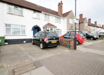Thumbnail 3 bed terraced house to rent in Brook Road, Neasden, London