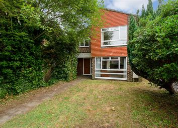 Thumbnail 4 bedroom end terrace house for sale in Cordrey Gardens, Coulsdon, Surrey