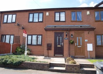 Thumbnail 3 bed terraced house to rent in Claremont Terrace, Gwersyllt, Wrexham