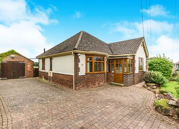 Thumbnail 3 bed bungalow for sale in Mount Pleasant Road, Castle Gresley, Swadlincote