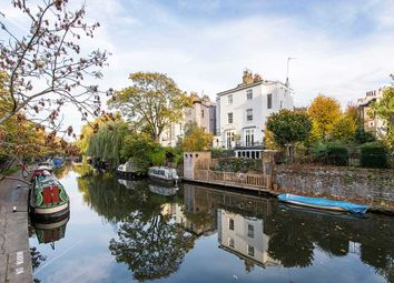 2 bed maisonette for sale in St Marks Crescent, Primrose Hill, London NW1