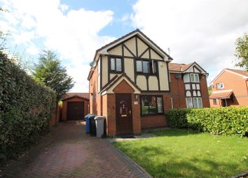 3 bed semi-detached house for sale in Chadwick Road, Urmston, Manchester M41