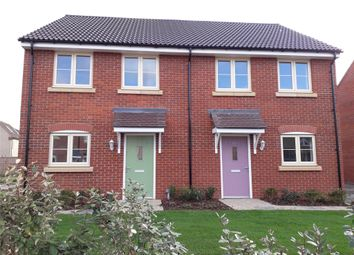 Thumbnail 2 bed semi-detached house for sale in Plot 26, Kingswood Fields, Wotton Under Edge, Glos