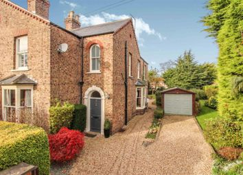 Thumbnail 3 bedroom semi-detached house for sale in Downe Street, Driffield