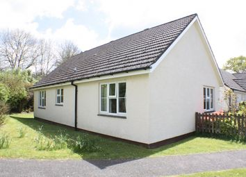 Thumbnail 2 bed bungalow for sale in Glebe Parc, St. Tudy, Bodmin