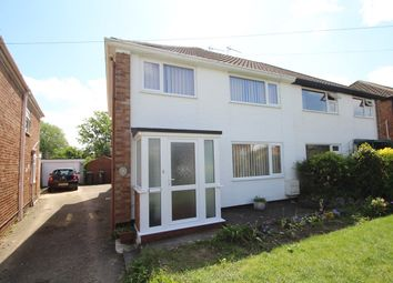 Thumbnail 3 bed semi-detached house for sale in Aldis Avenue, Stowmarket