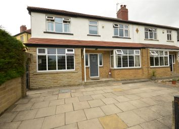 Thumbnail 4 bed semi-detached house for sale in Netherfield Road, Guiseley, Leeds