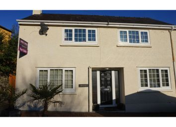 Thumbnail 5 bed detached house for sale in Cambria Road, Menai Bridge
