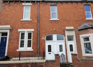 Thumbnail 2 bed flat to rent in Ashley Street, Carlisle