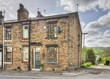 Thumbnail 2 bed terraced house for sale in Halifax Road, Littleborough