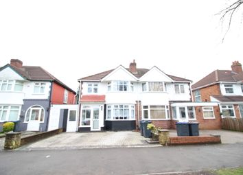 Thumbnail 3 bed semi-detached house to rent in Stratford Road, Hall Green, Birmingham, West Midlands