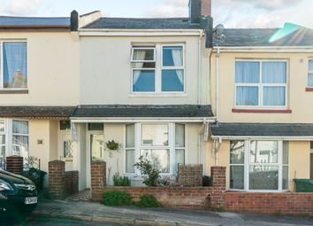 Thumbnail 2 bed terraced house for sale in Climsland Road, Paignton