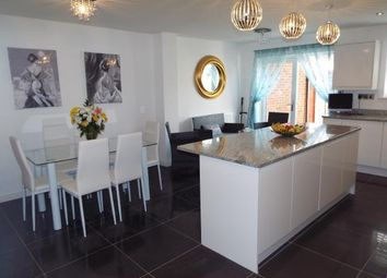 Thumbnail 5 bed link-detached house for sale in Arlington Way, Nuneaton, Warwickshire