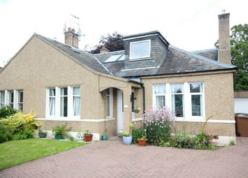 Thumbnail 5 bedroom semi-detached bungalow for sale in 3 Corstorphine House Avenue, Corstorphine
