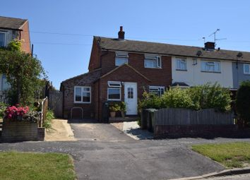 Thumbnail 3 bed end terrace house for sale in Link Road, Alton, Hampshire