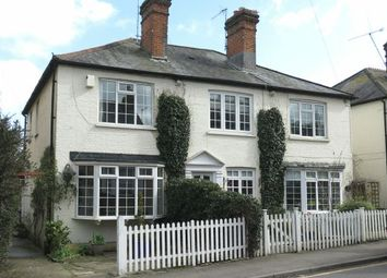 Thumbnail 2 bed cottage for sale in Short Walk Of Station. Brockenhurst Road, South Ascot