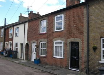 Thumbnail 2 bed terraced house to rent in Davies Street, Hertford