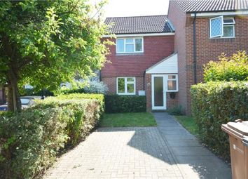 Thumbnail 2 bed terraced house for sale in Bourne Close, Chilworth, Guildford