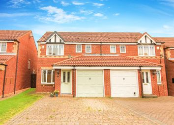 3 bed semi-detached house for sale in Carlisle Way, Holystone, Newcastle Upon Tyne NE27