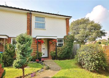 Thumbnail 3 bed end terrace house for sale in Choir Green, Knaphill, Woking, Surrey