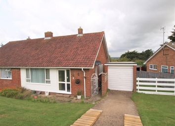 Thumbnail 2 bed semi-detached bungalow for sale in Salisbury Close, Eastbourne