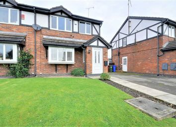 Thumbnail 3 bed semi-detached house for sale in Old Oak Drive, Denton, Manchester