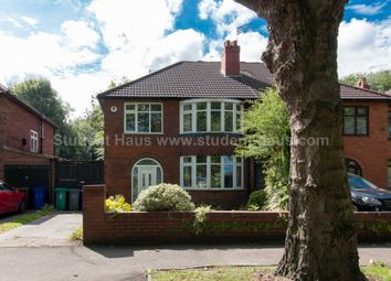 Thumbnail 6 bed property to rent in Old Hall Lane, Manchester