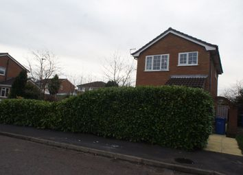 Thumbnail 3 bed detached house for sale in Coldstream Close, Warrington