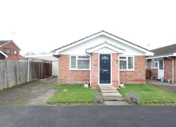 Thumbnail 2 bed detached bungalow for sale in Barwell Lane, Hinckley