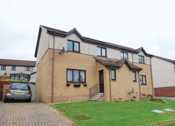 Thumbnail 3 bed semi-detached house for sale in 5 Ailsa Craig View, Drongan