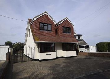Thumbnail 4 bed detached house for sale in Highlands Crescent, Basildon, Essex