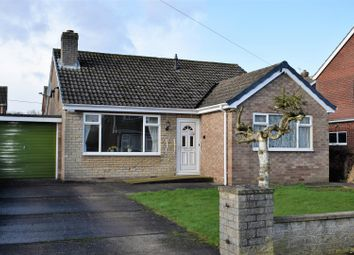 Thumbnail 3 bed bungalow to rent in Rivermeadow, Scawby Brook, Brigg
