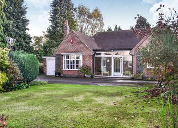 Thumbnail 2 bed detached bungalow for sale in Wrenbury Heath Road, Sound, Nantwich