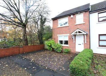 Thumbnail 3 bedroom end terrace house to rent in Ennismore Court, Benton, Newcastle Upon Tyne