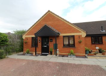Thumbnail 2 bedroom bungalow for sale in Marconi Croft, Shenley Lodge
