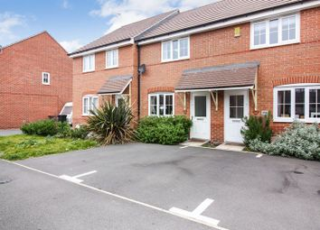 Thumbnail 2 bed town house to rent in Kenbrook Road, Hucknall, Nottingham