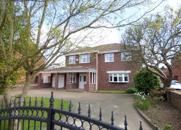 Thumbnail 4 bed detached house for sale in Sherwood Street, Warsop, Mansfield