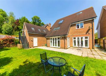 Thumbnail 5 bed detached house for sale in Lillymonte Drive, Rochester, Kent