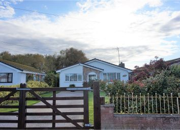 Thumbnail 3 bed bungalow for sale in Towyn Way West, Towyn