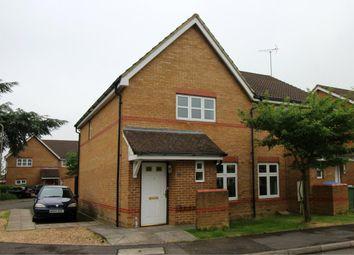Thumbnail 2 bedroom semi-detached house for sale in Osprey Gardens, Aldershot