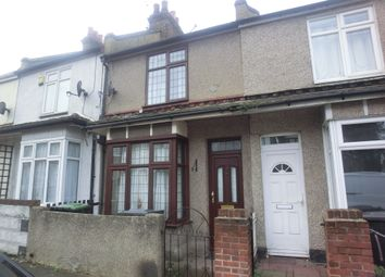Thumbnail 2 bed terraced house to rent in Singlewell Road, Gravesend