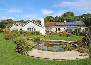 Thumbnail 5 bed detached bungalow for sale in Barton Common Lane, Barton On Sea, New Milton